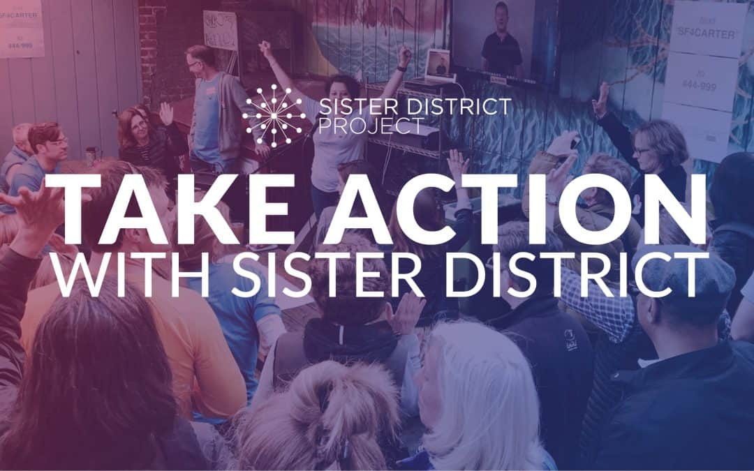Sister District SF Avenues Monthly Hub Meeting