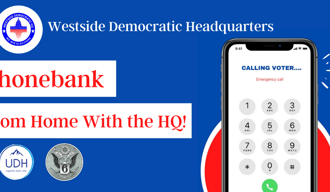 Register Dems in PA & AZ to flip Senate &/or House seats with WDHQ, Field Team 6 and UDH!!