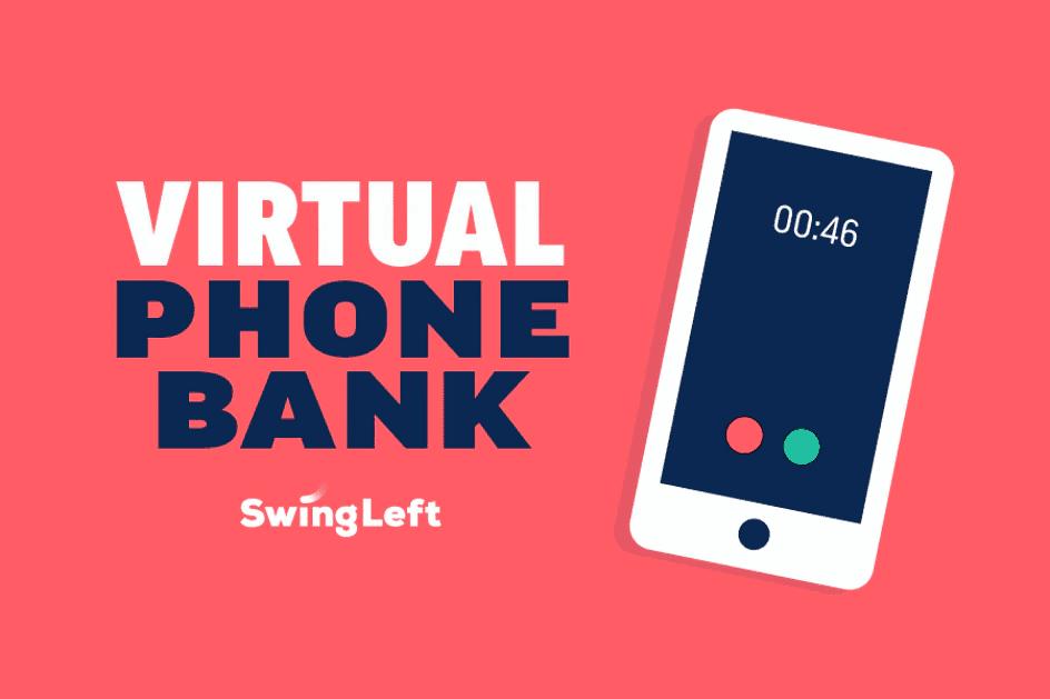 Swing Left Tri-Valley Saturday phone bank