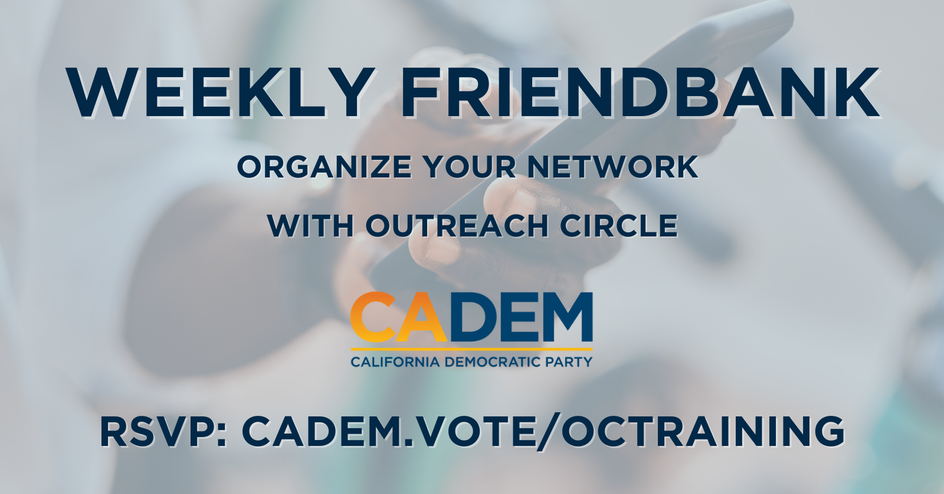Organize your network with OutreachCircle